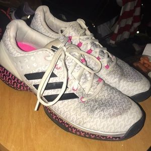 ba167f76d adidas Shoes - Adidas Breast Cancer Awareness Shoes